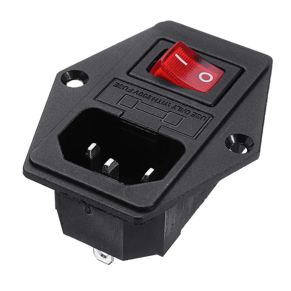 ILS - Protección circuitos 220V / 110V 15A Corto alimentación ...