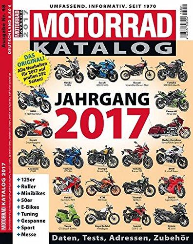 Motorrad Katalog 2017 Amazon Co Uk 9783613308237 Books