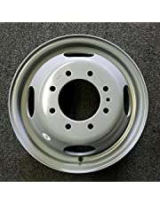 New Velospinner 16X6 8 Lug Compatible with Ford F350SD DRW 1999 2000 2001 2002 2003 2004 Super-Duty Dually Replica Steel Wheel3336