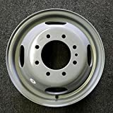 "Single 16"" Dually Steel Wheel For 1999-2004 Ford F350SD DRW Super-Duty OEM Quality Rim 3336"
