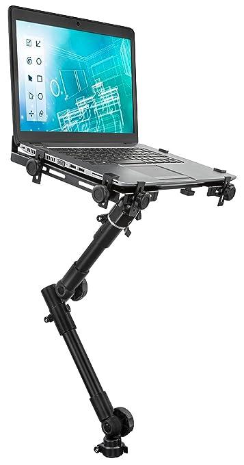 Mount-It! MI-7411 Car Laptop Mount Under Seat Installation