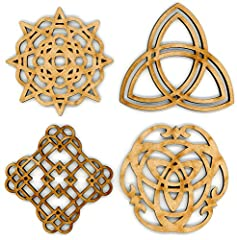 Celebrate CelticRepresenting many different historical cultures, Celtic designs encompass many people's roots. This includes Scottish, Welsh, Irish, and even British ancestry (among others). For others, Celtic symbols represent religious beli...
