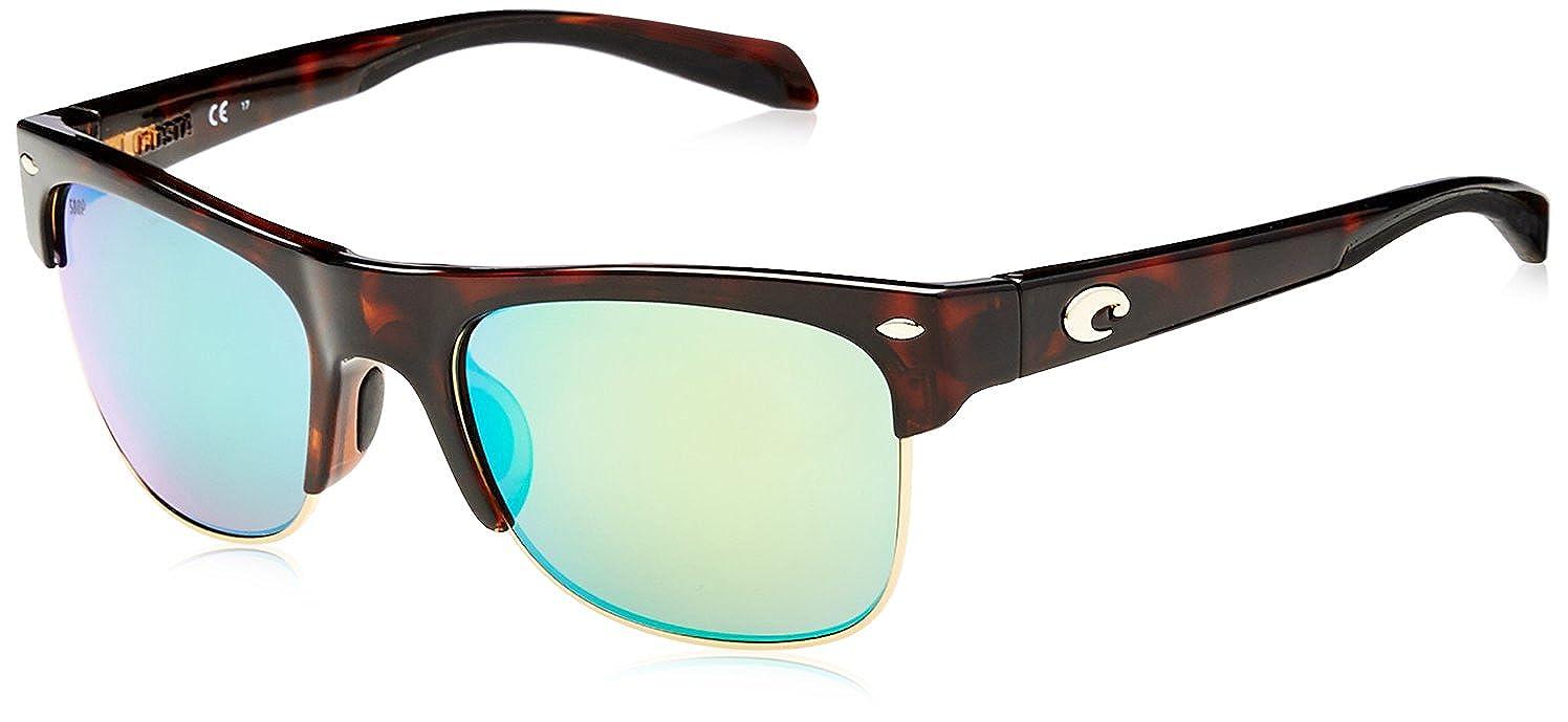 d9cbe47d02 Amazon.com  Costa del Mar Pawleys Polarized Iridium Oval Sunglasses ...