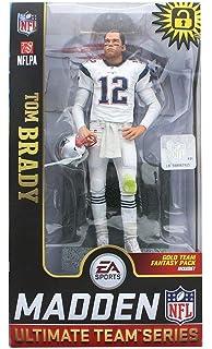 Tom Brady Madden Ultimate Team Series White