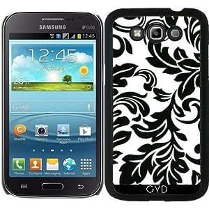 Funda para Samsung Galaxy Win GT-I8552 - Modelo Blanco Y Negro by wamdesign