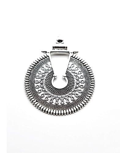 comprar popular d2c21 8e57a El Secreto De Afrodita Colgante Medallón Tibet   Colgantes ...