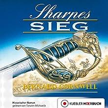 Sharpes Sieg (Sharpe-Serie 2) Hörbuch von Bernard Cornwell Gesprochen von: Torsten Michaelis