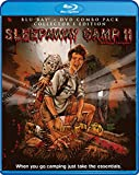 Sleepaway Camp II: Unhappy Campers (Collector's Edition) [Bluray/DVD Combo) [Blu-ray]