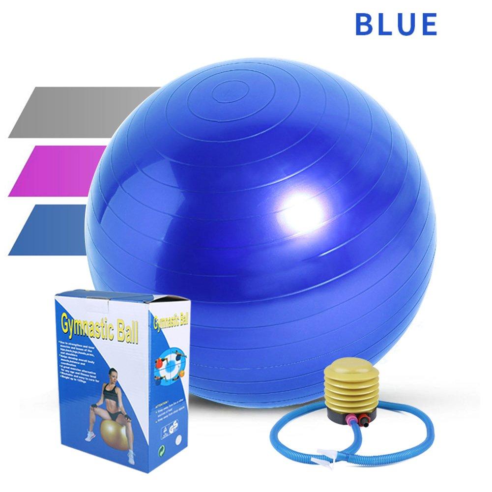 Anti-Burst-Übung Ball XingYu-XY® Übung, Gym, Yoga Ball 55cm / 65cm / 75cm + Pump + Anti + Burst + Übung Anweisungen - Keine Phthalate / Anti Slip -New !!!