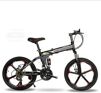 GHGJU Bicicleta para niños Bicicleta Plegable Bicicleta de ...