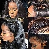 150% Density Brazilian Body Wave Lace Front Wigs