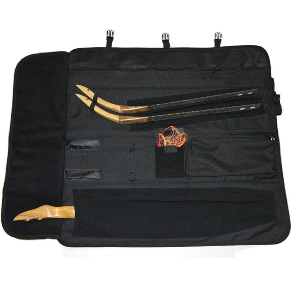 ZSHJG Bogenschie/ßen Durable Bow Bag Portable Bogen Fall f/ür Takedown Recurve B/ögen