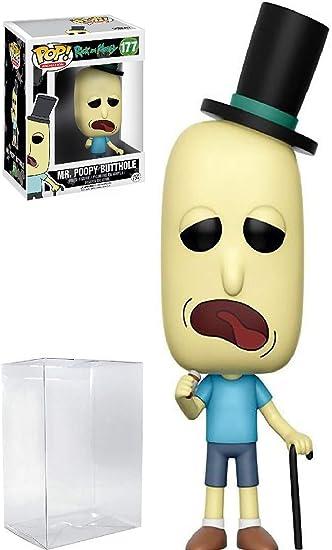Mr Poopy Butthole POP Funko Rick /& Morty #1 POP