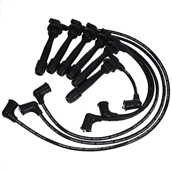 Amazon Com Ignition Spark Plug Wire Set For Hyundai Tiburon Sonata
