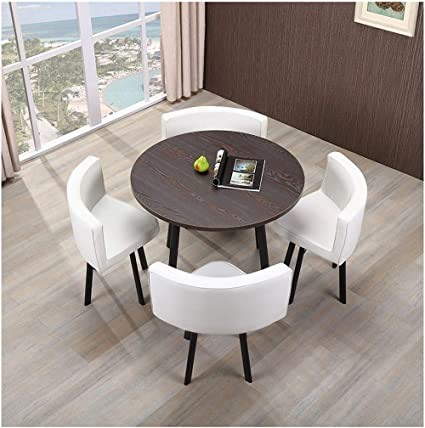 Moderna Minimalista Tavoli E Sedie Ufficio Accoglienza Sedia In Pelle Di Svago Tavolino Salone Di Bellezza