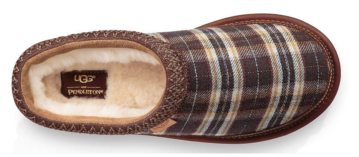 a0e71b6850d UGG Tasman Plaid Men's Slipper