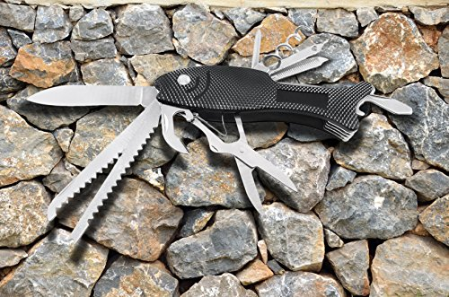 Multitool Swiss Style Army Military Survival Scout Pocket