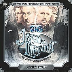 Jago & Litefoot Series 4