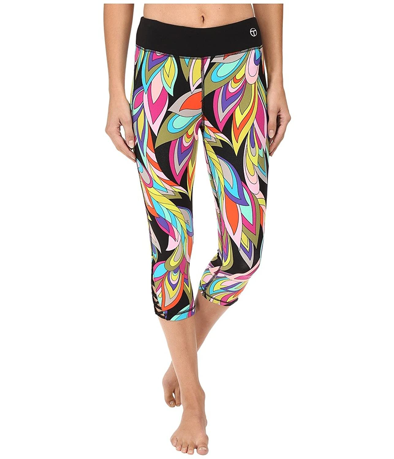 Trina Turk Women's Copa Cabana Mid-Length Leggings