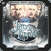 Jago & Litefoot Series 4 | Nigel Fairs, John Dorney, Matthew Sweet, Justin Richards