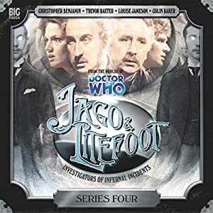 Jago & Litefoot Series 4 Radio/TV Program