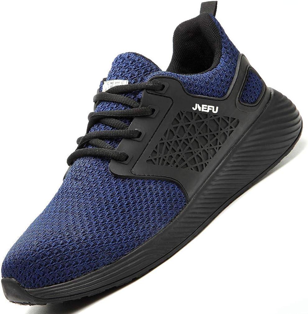 BAOLESEM Men Women Work Steel Toe Shoes Breathable Safety Indestructible Shoes Lightweight Industrial /& Construction Shoe