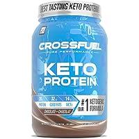 Crossfuel Keto Chocolate Protein Powder 907g 907 Gram