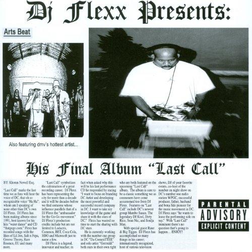 dj flexx-the waterdance