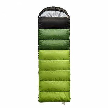 SUHAGN Saco de dormir Saco De Dormir Sobre Sacos De Dormir Adulto Acampar Al Aire Libre