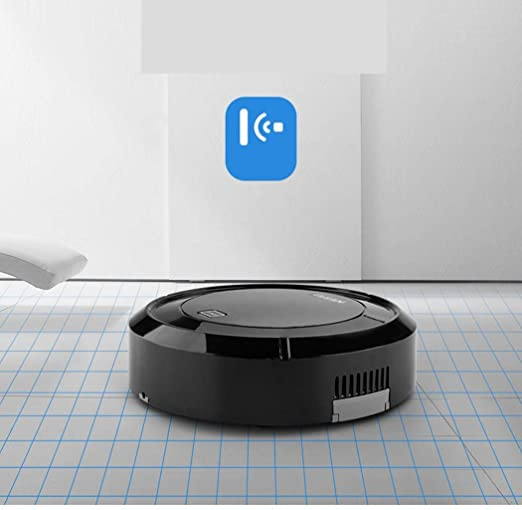 pioleUK Robot Aspirador Automático Limpiador de Piso Aspiradoras ...