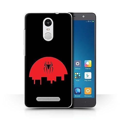 eSwish Carcasa/Funda Dura para el Xiaomi Redmi Note 3 ...