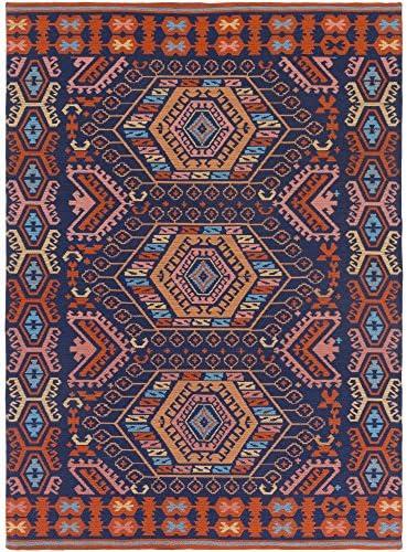 Artistic Weavers Sajal Cleo Rug, Multicolor Red, 9 x 13