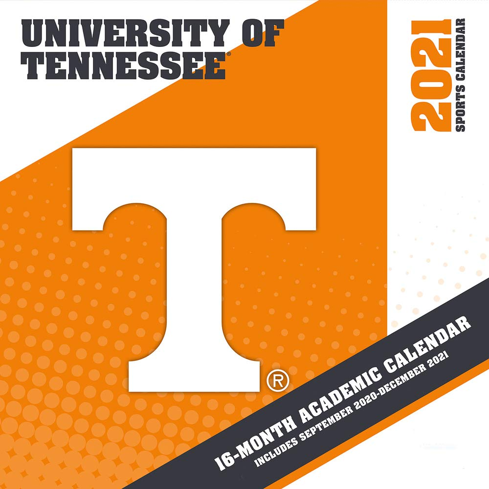 University Of Tennessee 2021 Calendar Pictures