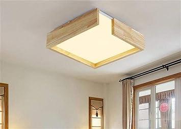 Lampadario Bianco Legno : Eeayyygch lampadario a sospensione a timone in legno lampada a