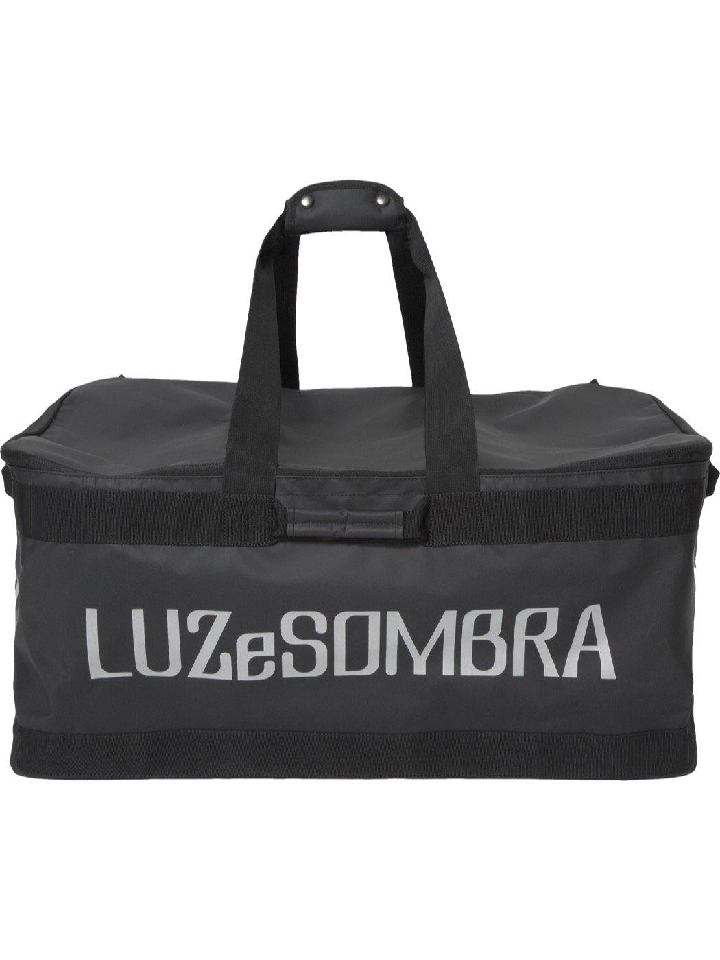 LUZeSOMBRA(ルースイソンブラ) LS CONTAINER BAG F1814713 B07CKH4LBRブラック F
