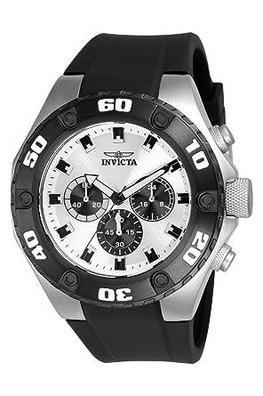 Invicta 21403 Specialty Reloj para Hombre acero inoxidable Cuarzo Esfera plata