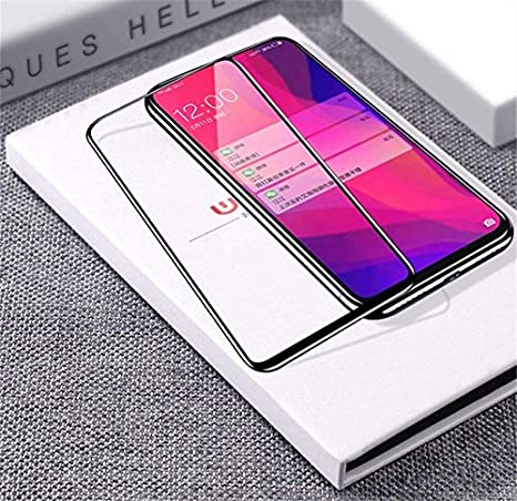 Elica 5d Glass For Oppo Find X Lamborghini Edition Amazon In