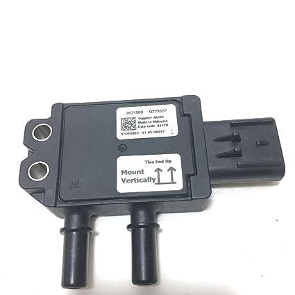 Sensor de presión diferencial original DPF 2871960