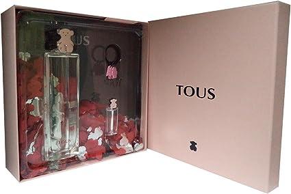 Tous, Set de fragancias para mujeres - 80 gr.: Amazon.es: Belleza