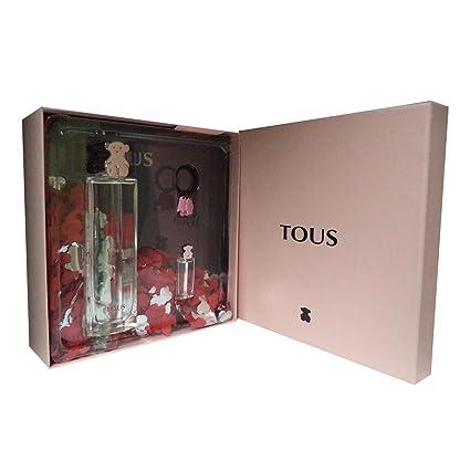 Tous, Set de fragancias para mujeres - 80 gr.: Amazon.es ...