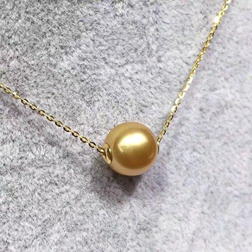 (usongs DIY anchor fitting 18 patches gold Passepartout one pair monovalent carnea pearl necklace pendant septum decorative accessories)