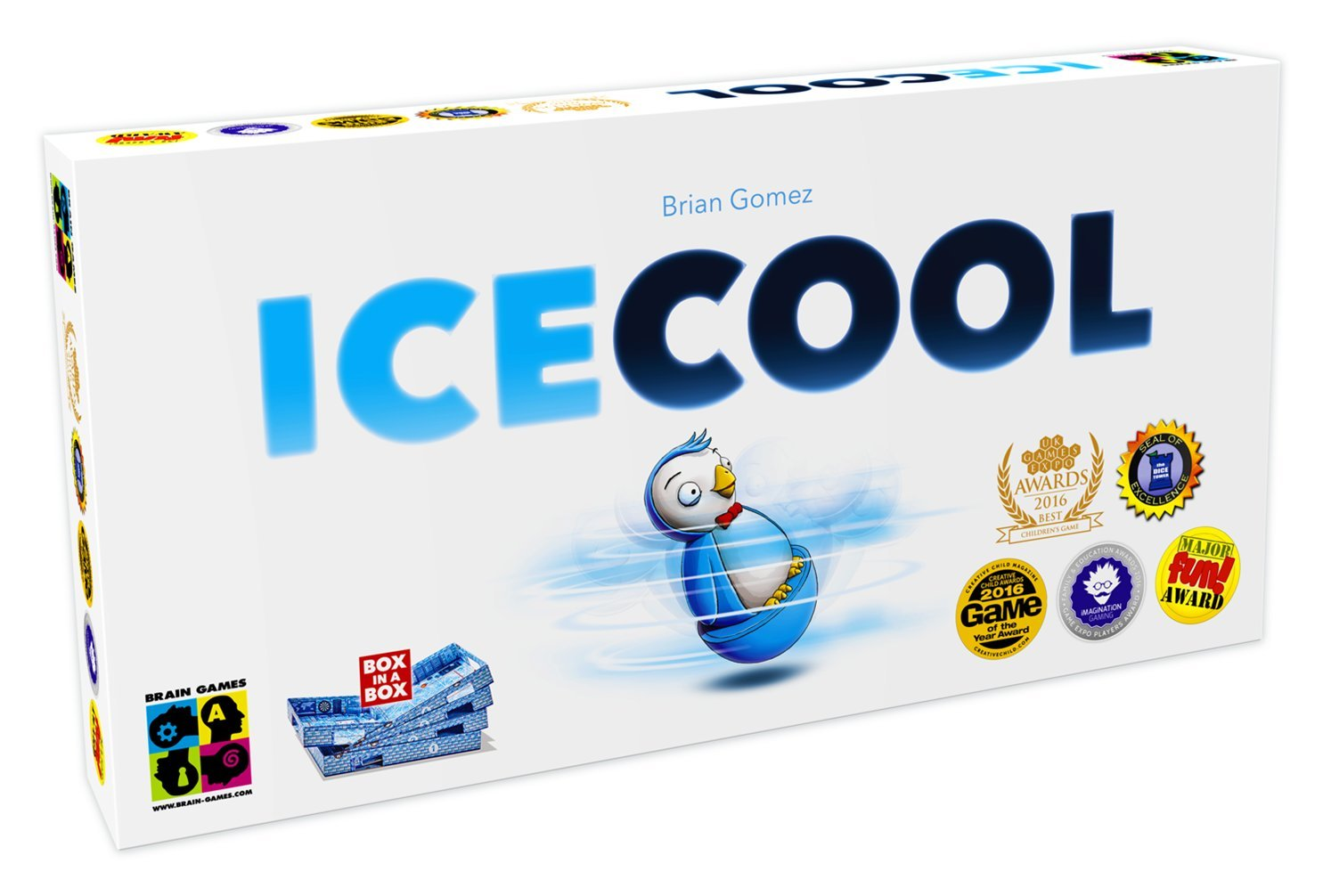 Brain Games Ice Cool Family Board Game