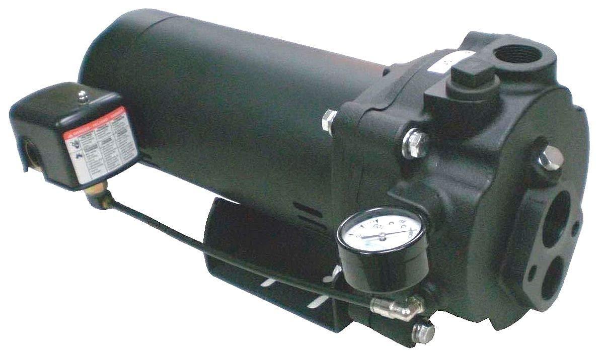 1HP CI Convertible Jet Pump 115//230V