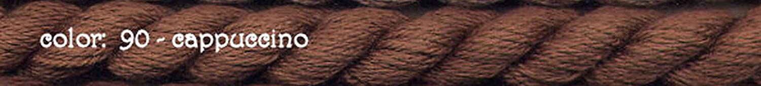 Silk /& IVORY-CAPPUCCINO-90-1 SKEINS with This Listing