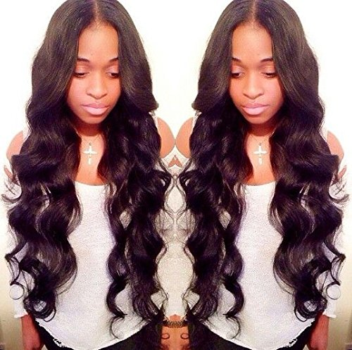 Vigour Beauty Natural Wave Lace Human Hair Wigs Glueless Brazilian Virgin Remy Loose Wave Lace Front Wigs with Baby Hair For Black Woman 12inch