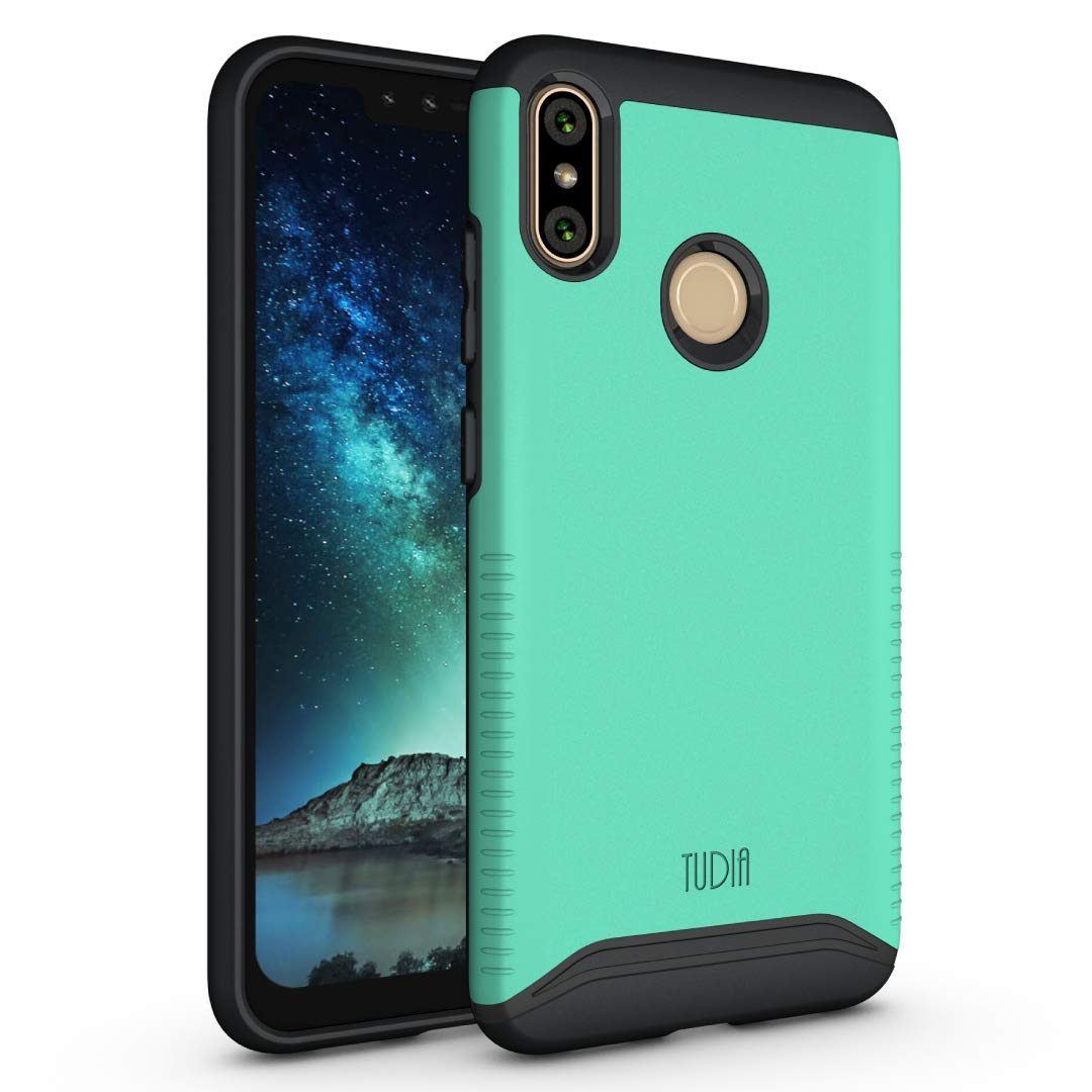 Funda Para Blu Vivo Xl Plus (verde Menta)