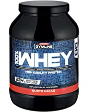 Enervit Gymline Muscle 100% Whey Protein Concentrate Cacao 900 gr
