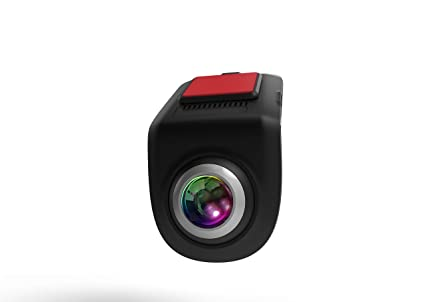 Dash Cam Wifi Full HD, mini cámara de tablero de DVR para ...