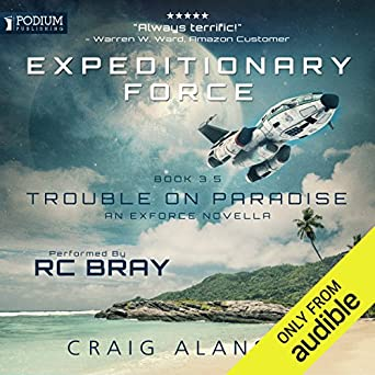 expeditionary force craig alanson review