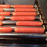 Electric 30 Hot dog Roller Grilling Machine